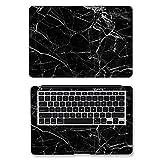Skin portatile da laptop universale in marmo by-lati fai-da-te adatto per la maggior parte della decorazione del computer del taccuino (Application Laptop Size : 15inch, Color : AL038)