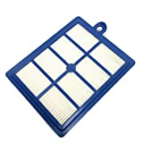HEPA Filter for Electrolux Eureka Sanitaire Type HF1, HF12 And EL012W Upright/Canister Filter, Compare To Part # H13 SP012 H12 60286A EL020 EL012B EF26 VF15