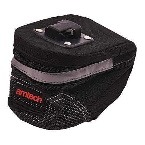 Am-Tech – Bolsa para sillín de Bicicleta S1802