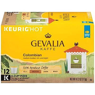 Gevalia Single-Cup Coffee for Keurig K-Cup Brewers by Gevalia