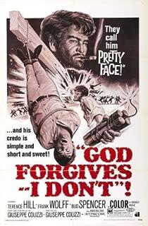 God Forgives I Dont Movie Poster 11x17 Master Print