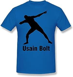 Men's Usain Bolt Silhoutte T-Shirt