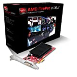Sapphire AMD FirePro 2270 512MB DDR3 Dual DVI-I PCI-Express X1 Graphics Card Graphics Cards 100-505836