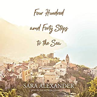 Four Hundred and Forty Steps to the Sea audiobook cover art