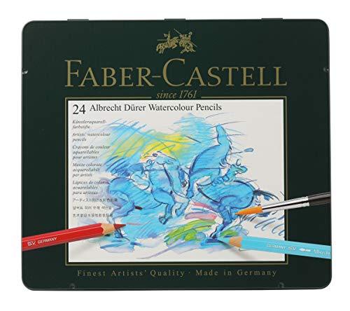FABER-CASTELL Aquarellstifte Albrecht Dürer, 24er Set