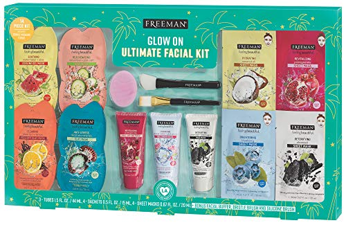 Freeman Facial Mask Gift Set with 2…