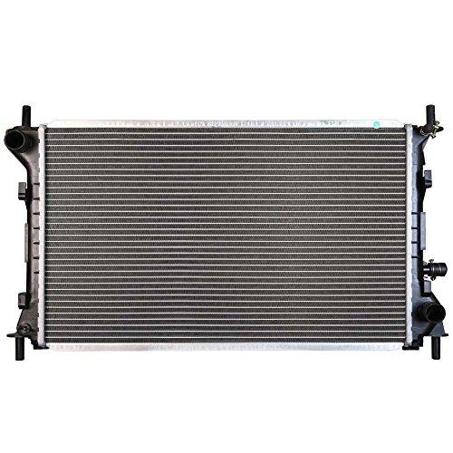 02 ford focus radiator - 5