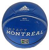 adidas Montreal Impact Mini Match Ball Replica Size 1 MLS