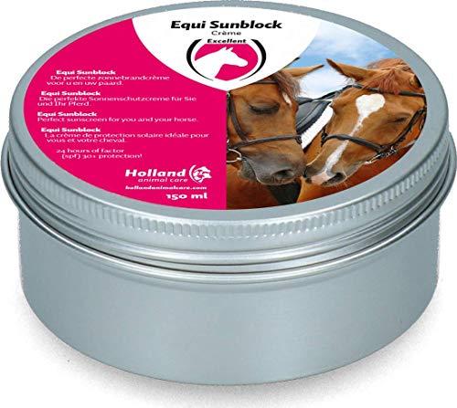 Excellent Equi Sunblock crème SPF30-150g