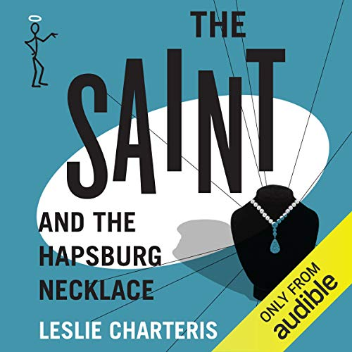 The Saint and the Hapsburg Necklace audiobook cover art