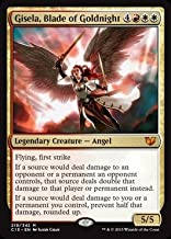 Magic: the Gathering - Gisela, Blade of Goldnight (219/342) - Commander 2015
