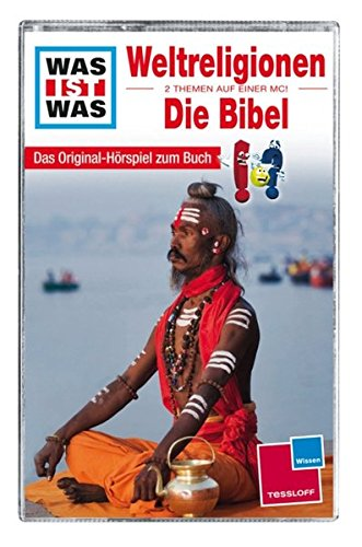 WAS IST WAS, Folge 32: Weltreligionen/ Die Bibel [Musikkassette] [Musikkassette]