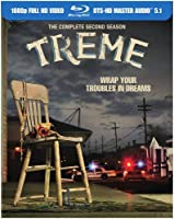 Treme: The Complete Second Season [Blu-ray] [Import]