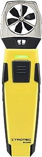 TROTEC BA16WP schoepenrad-anemometer met smartphone-bediening