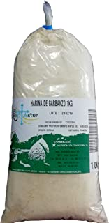 Harina de Garbanzo 1 Kg. (Pack de 2 bolsas)