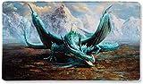 Arcane Tinmen ApS ART20525 - Dragon Shield: Spielmatte Mint - Dragon Cor -
