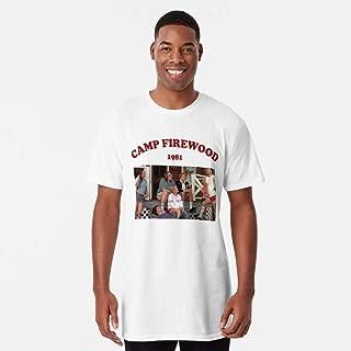 T-shirt Divine Camp Firewood 1981 Wet Hot American Summer T Shirts For Women Men T-shirts Tshirt Hoddie Unisex Swearshirt Ladie Kids.