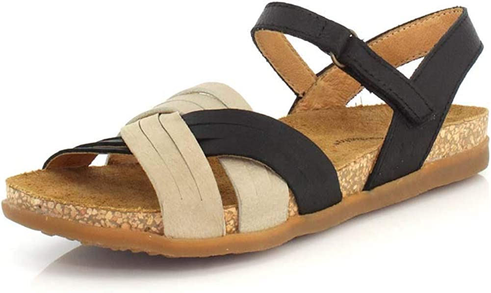 El Naturalista Women's Inventory cleanup selling sale Ankle Strap Sandal Phoenix Mall