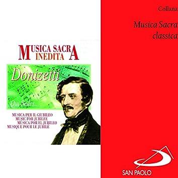 Collana Musica sacra classica: Qui sedes