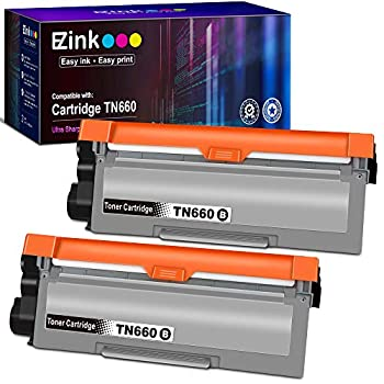 E-Z Ink  TM  Compatible Toner Cartridge Replacement for Brother TN660 TN630 High Yield to use with HL-L2380DW HL-L2300D HL-L2340DW MFC-L2680W MFC-L2740DW MFC-L2685DW Printer  Black 2 Pack