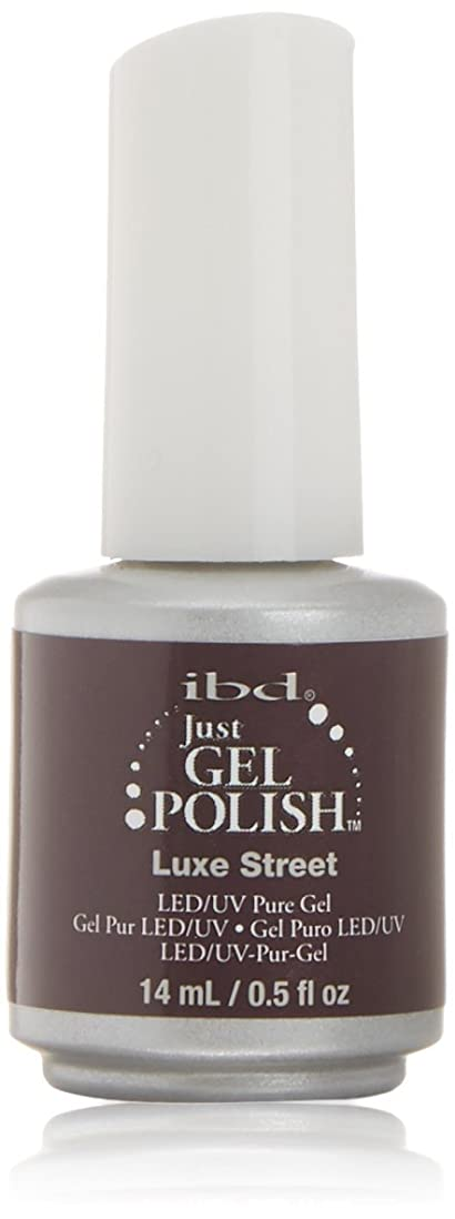 シール悲しいことにアカデミーibd Just Gel Nail Polish - Luxe Street - 14ml / 0.5oz