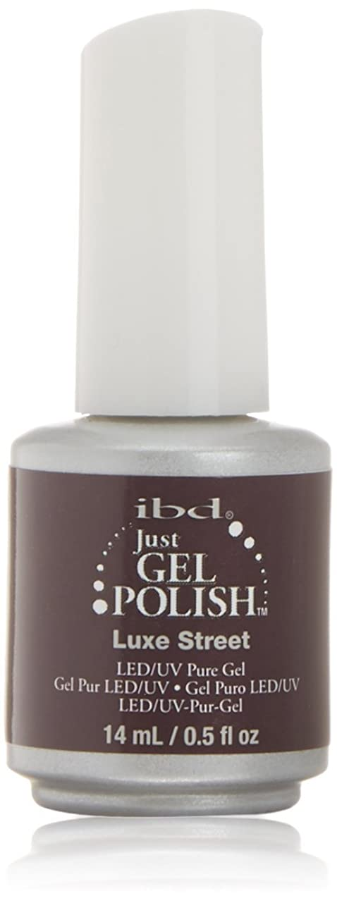 肥料器用下手ibd Just Gel Nail Polish - Luxe Street - 14ml / 0.5oz