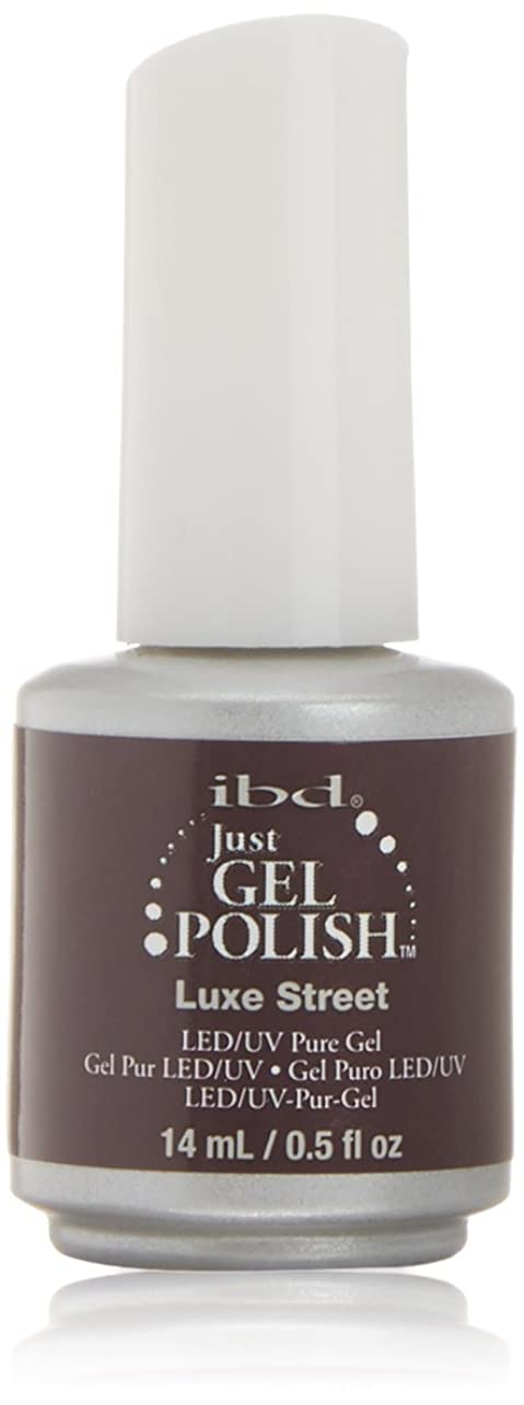 免除するハウススロベニアibd Just Gel Nail Polish - Luxe Street - 14ml / 0.5oz