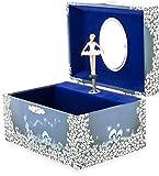 Ulysse Coffre à bijoux musical, 9521