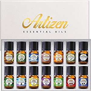 Set Includes The Following Scents – Lavender, frankincense, eucalyptus, breathe blend, cedarwood, sweet orange, rosemary, good sleep blend, tea tree, stress relief blends, lemon, peppermint, robbers, and muscle relief blend Huge 14 Bottle Set – In be...