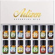 Artizen Top 14 Essential Oil Set (100% Pure & Natural) Therapeutic Grade Essential Oils