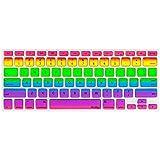 Kuzy - Rainbow Keyboard Cover...