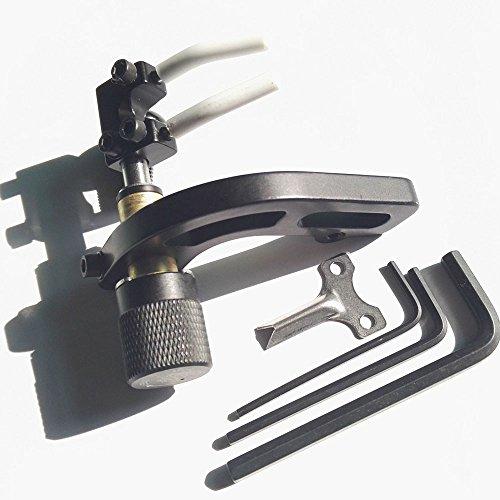 SHARROW Left-Handed Archery Arrow Launcher Rest Right-Handed Quiktune Arrow Rest (Righ Hand)