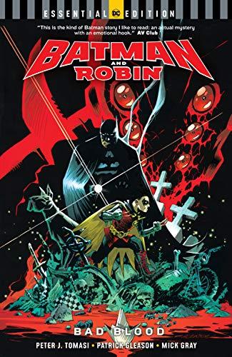 Batman and Robin: Bad Blood (DC Essential Edition) (Batman and Robin (2011-2015)) (English Edition)