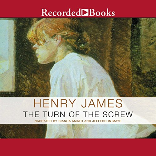 The Turn of the Screw                   By:                                                                                                                                 Henry James                               Narrated by:                                                                                                                                 Bianca Amato,                                                                                        Jefferson Mays                      Length: 4 hrs and 54 mins     Not rated yet     Overall 0.0