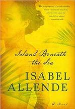 Isabel Allende'sIsland Beneath the Sea: A Novel (Hardcover)(2010)
