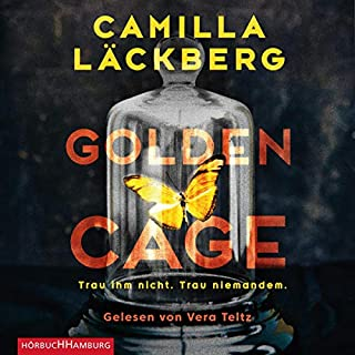 Golden Cage audiobook cover art