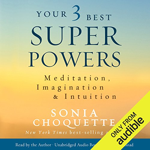 Your 3 Best Super Powers cover art