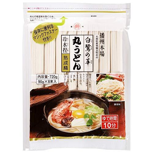 東亜食品 白鷺の華丸うどん 720g×7袋