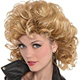 Amscan 845529 Sandy Olsson Greaser Wig,...