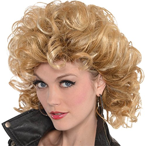 LADIES FAB 50S ACCESSORIES - SEXY SANDY WIG (RE-ORDERING - PACK OF 3)