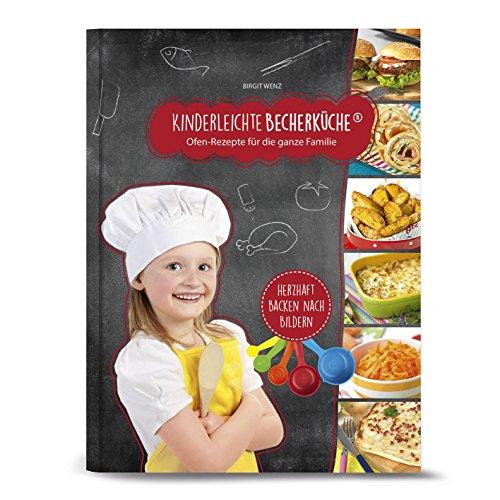 """Kinderleichte Becherküche Band 3- 5 Messbecher und ein Rezeptbuch mit 15 Rezepten, Herzhafte Ofen - Rezepte für die ganze Familie, Bekannt aus Die ... / Bekannt aus \""""Die Höhle der Löwen\"""")"""
