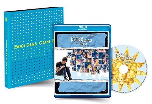 500 Dias com Ela [Blu-ray com Luva] - Exclusivo Amazon