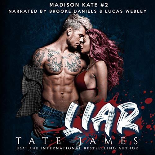 Liar cover art