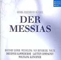 Handel: Messiah by LAUTTEN COMPAGNEY (2012-08-07)