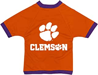 NCAA Clemson Tigers Athletic Mesh Dog Jersey