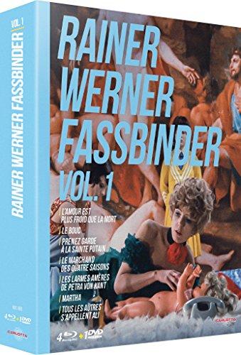 Rainer Werner Fassbinder - Vol. 1 [Italia] [Blu-ray]