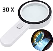 Best extra strong magnifying glass Reviews