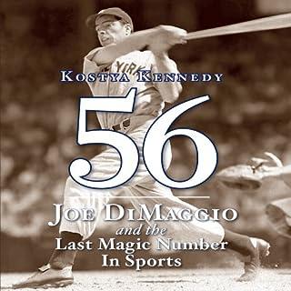 56 audiobook cover art