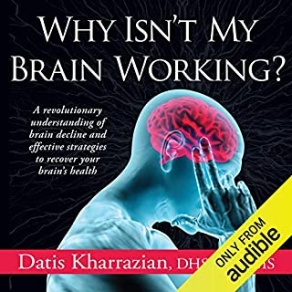 Why Isn't My Brain Working? audiobook cover art
