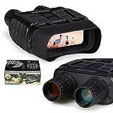 CANIS LATRANS Digital Night Vision Binoculars Night Vision Goggles Night Vision Scope for Complete Darkness, 4X Digital Zoom, 2.31' LCD TFT for Hunting, Spy and Surveillance